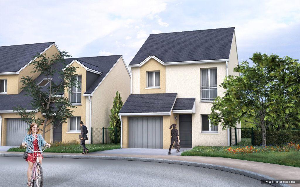 Maison à vendre 4 80.11m2 à Larçay vignette-1