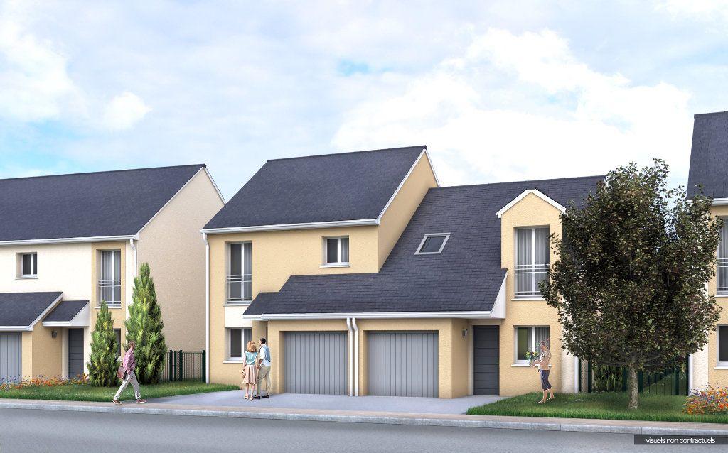 Maison à vendre 4 85.09m2 à Larçay vignette-1