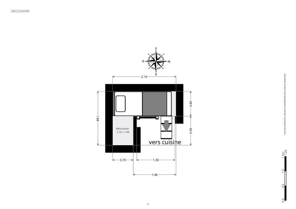 Appartement à vendre 1 4.27m2 à Paris 8 vignette-10