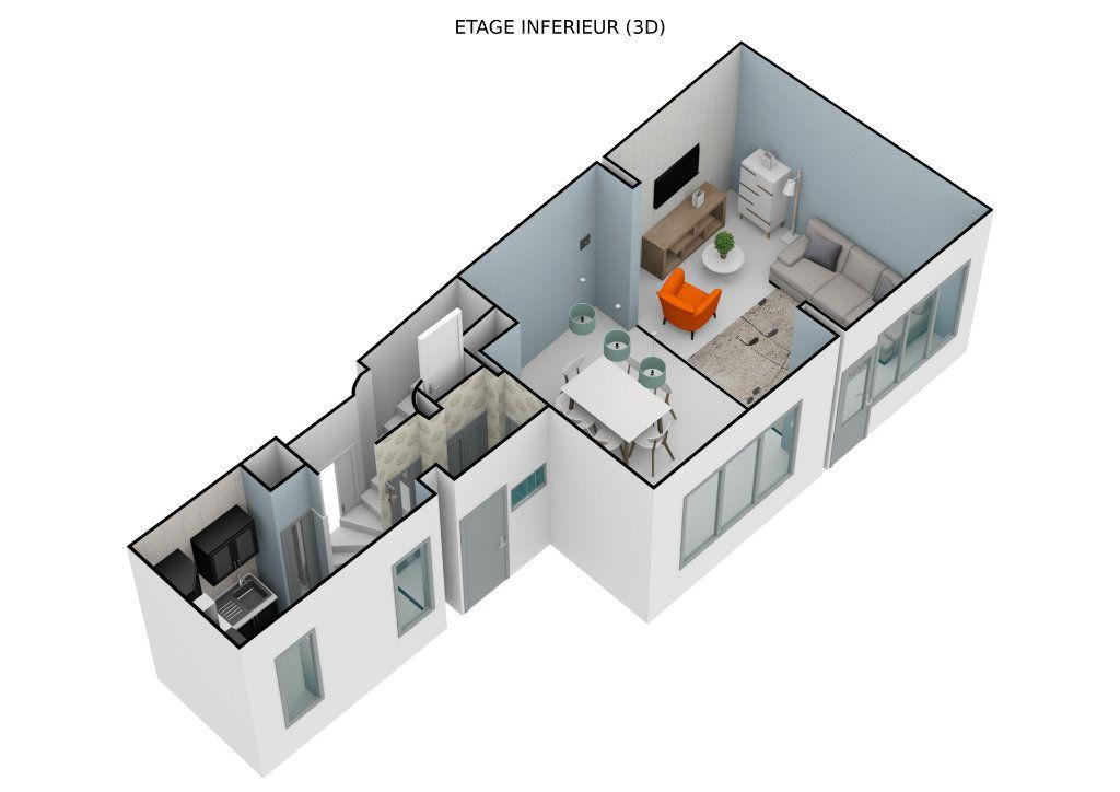 Appartement à louer 3 66.35m2 à Paris 7 vignette-17