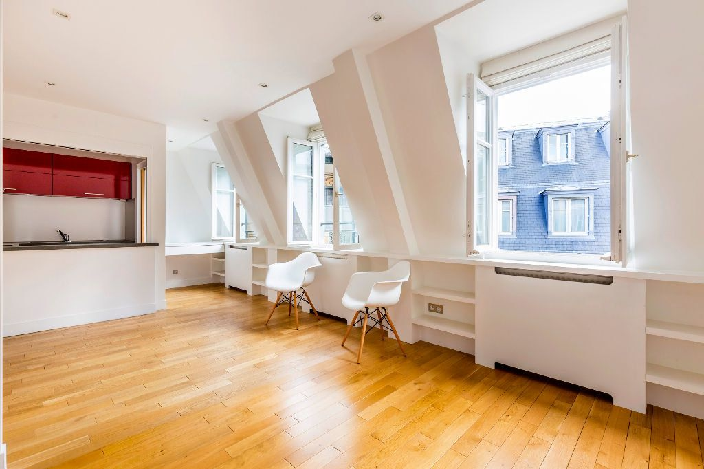 Appartement à louer 2 35.61m2 à Paris 7 vignette-1