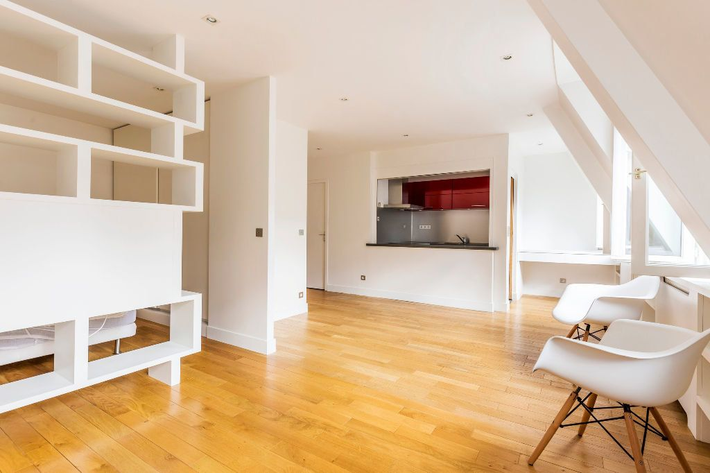 Appartement à louer 2 35.61m2 à Paris 7 vignette-2