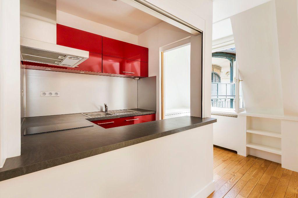 Appartement à louer 2 35.61m2 à Paris 7 vignette-3