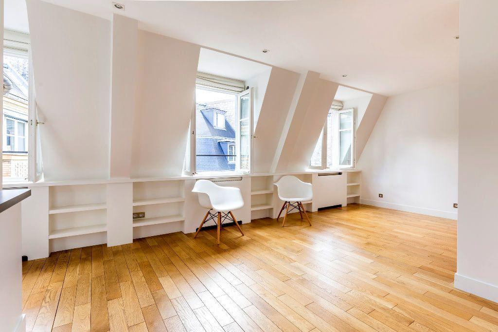 Appartement à louer 2 35.61m2 à Paris 7 vignette-4