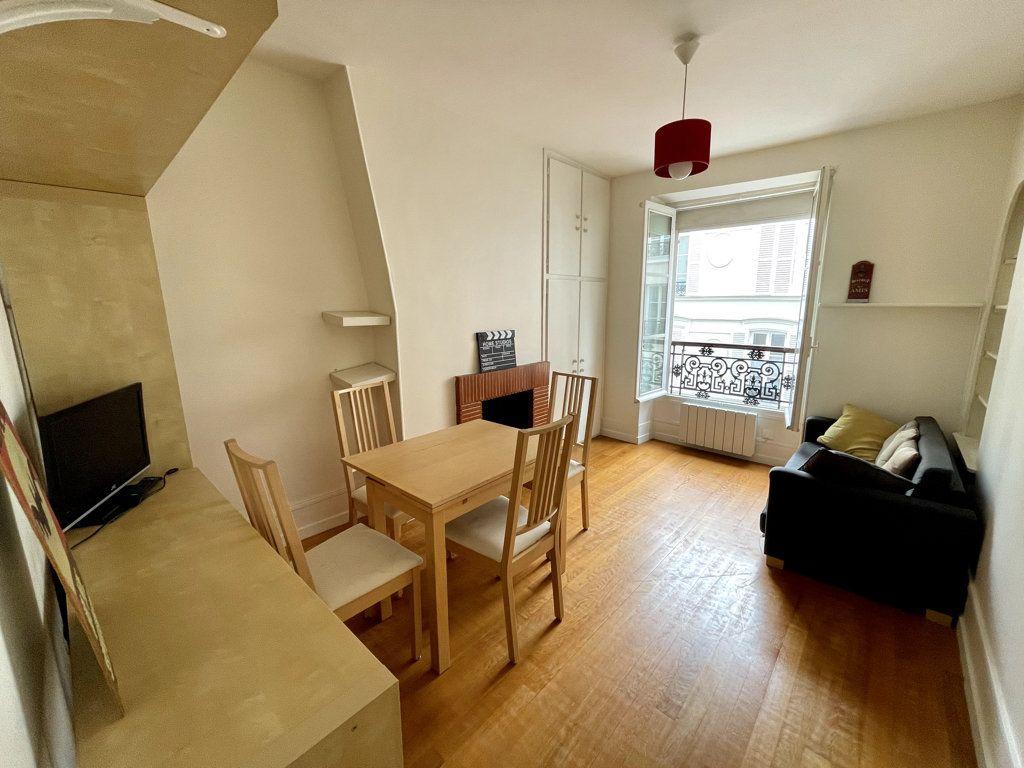 Appartement à louer 2 32.23m2 à Paris 7 vignette-1