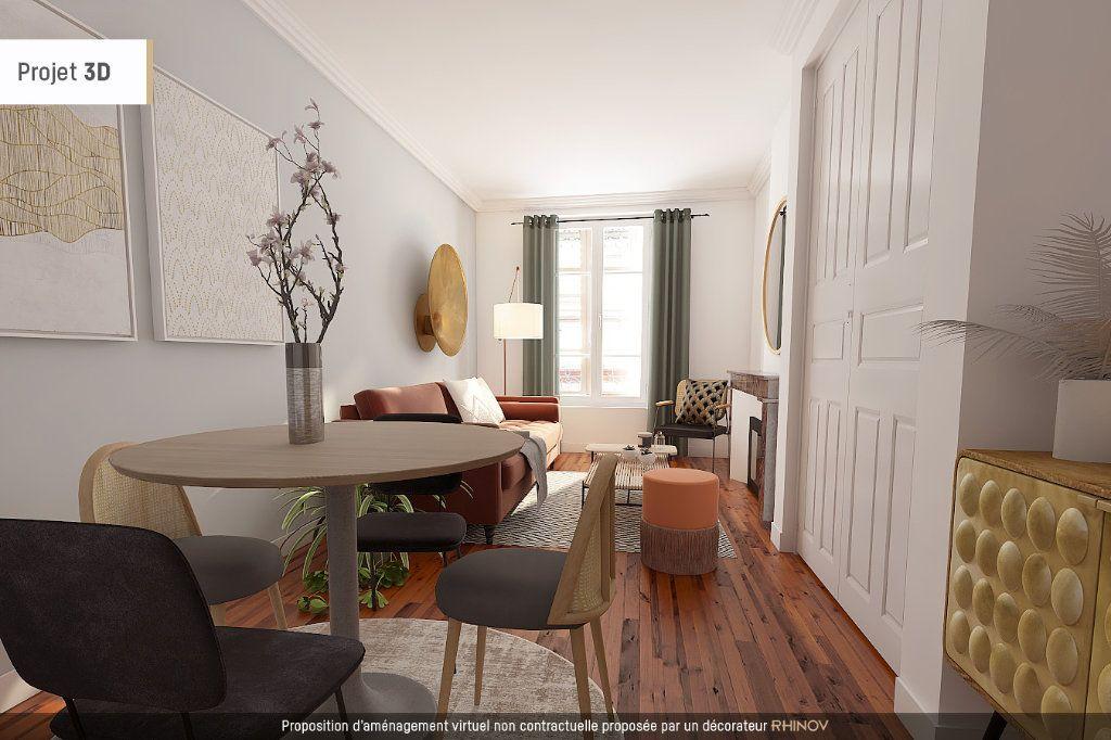 Appartement à vendre 3 70.09m2 à Lyon 7 vignette-1