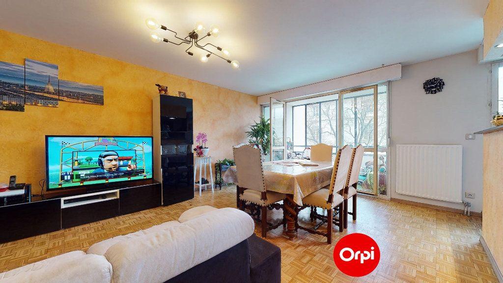 Appartement à vendre 4 88.7m2 à Lyon 7 vignette-1