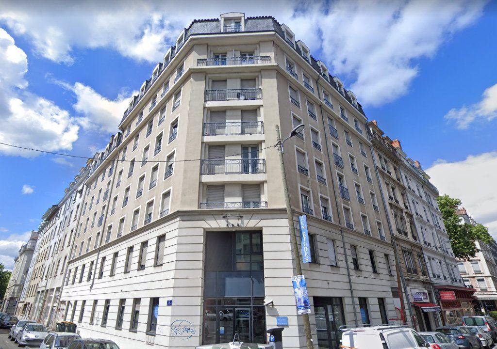 Appartement à vendre 1 17.38m2 à Lyon 7 vignette-1