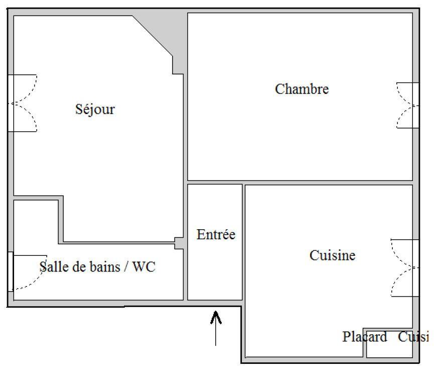 Appartement à louer 2 36.94m2 à La Seyne-sur-Mer vignette-5