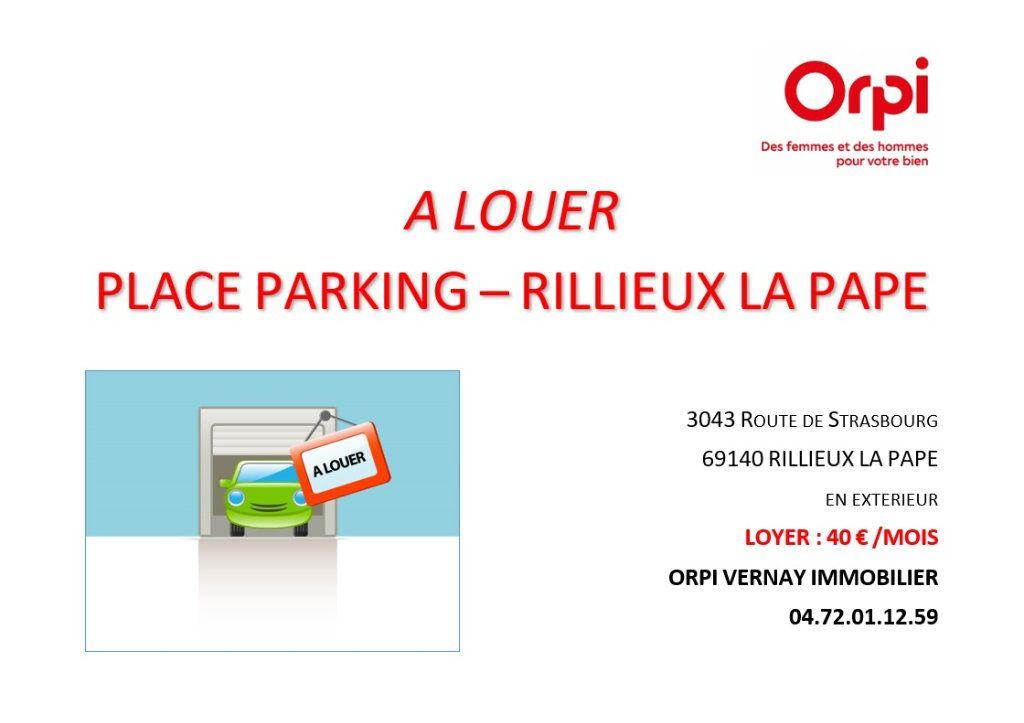 Stationnement à louer 0 11.94m2 à Rillieux-la-Pape vignette-4