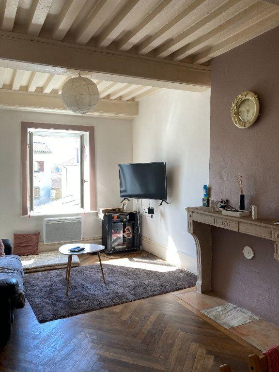 Appartement à louer 2 33.35m2 à Rillieux-la-Pape vignette-1