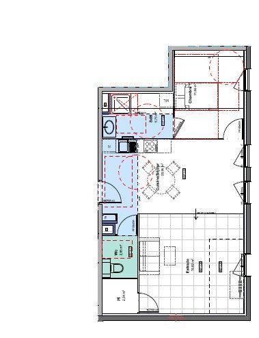 Appartement à louer 2 63.44m2 à Rillieux-la-Pape vignette-1