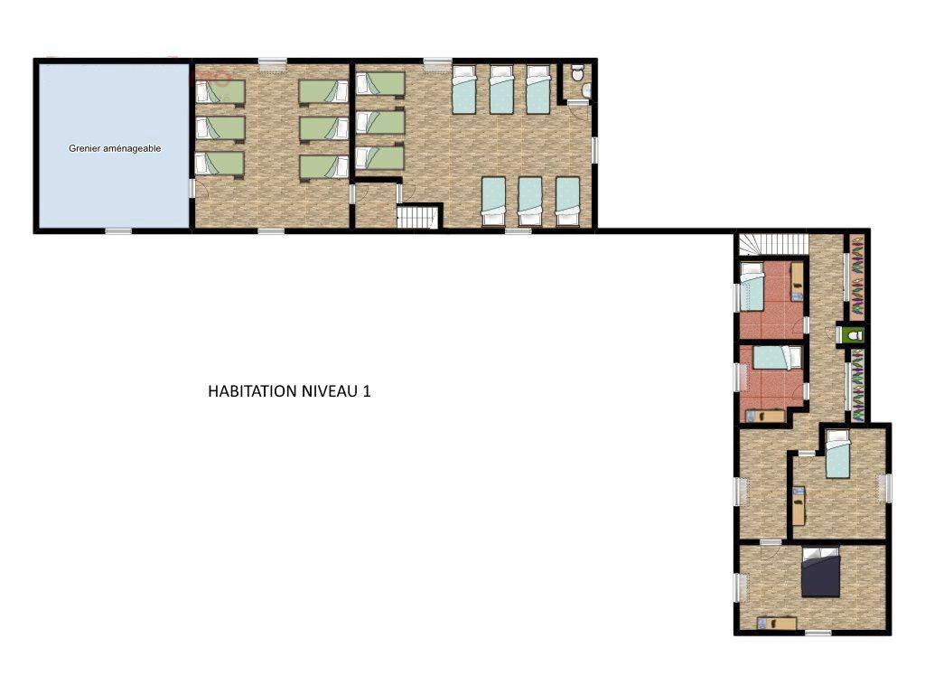 Maison à vendre 12 525.64m2 à Rue vignette-11