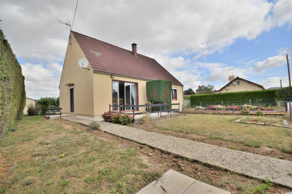 Maison à vendre 4 82m2 à Beauvois-en-Vermandois vignette-1