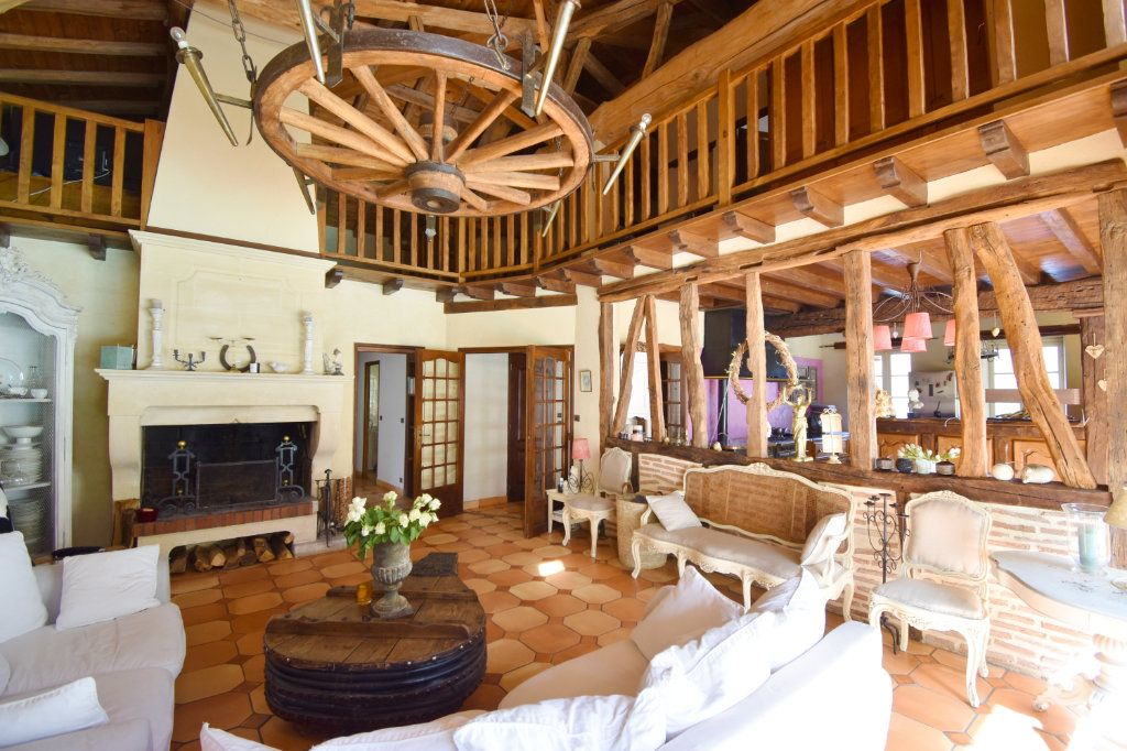 Maison à vendre 8 550m2 à Giscos vignette-5