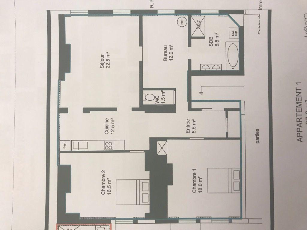 Appartement à vendre 5 97m2 à Bar-le-Duc vignette-7