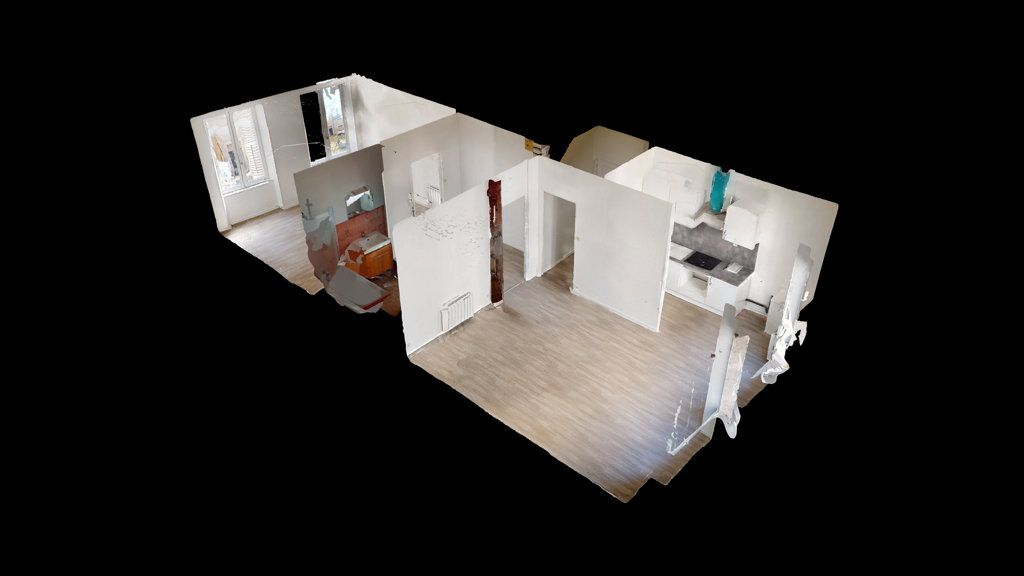 Appartement à louer 2 51.22m2 à Saint-Mihiel vignette-5