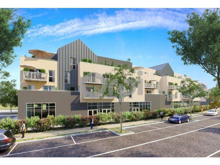 Appartement à vendre 3 60.89m2 à Carpiquet vignette-2