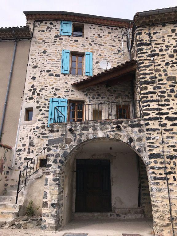 Maison à louer 3 75m2 à Saint-Pons vignette-1