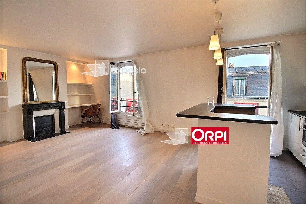Appartement à louer 1 33m2 à Paris 17 vignette-1