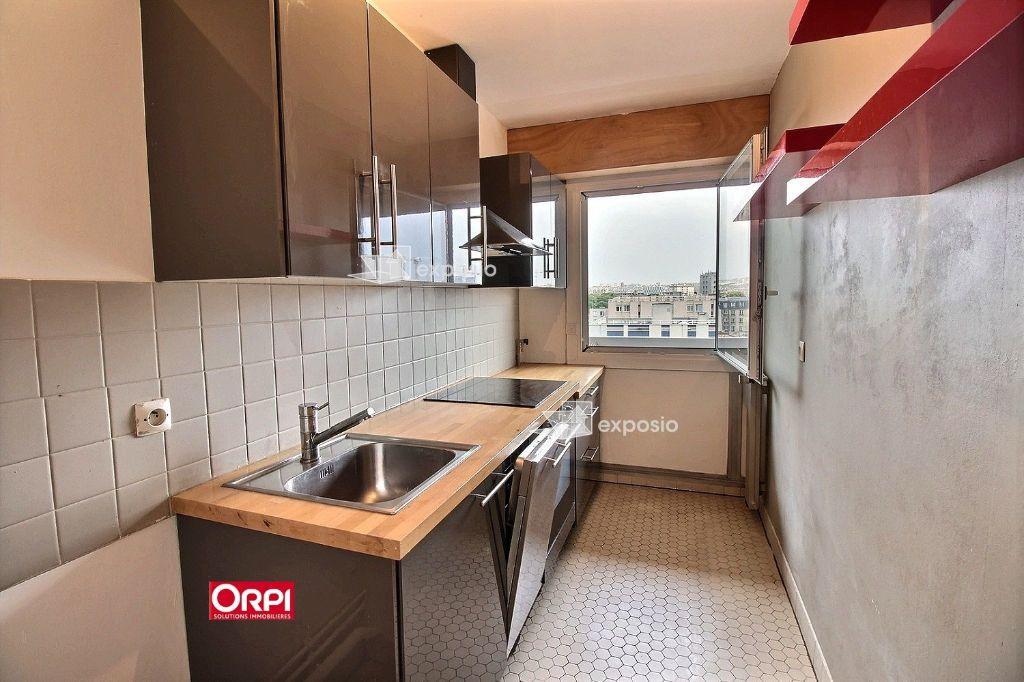 Appartement à louer 2 49.8m2 à Clichy vignette-2