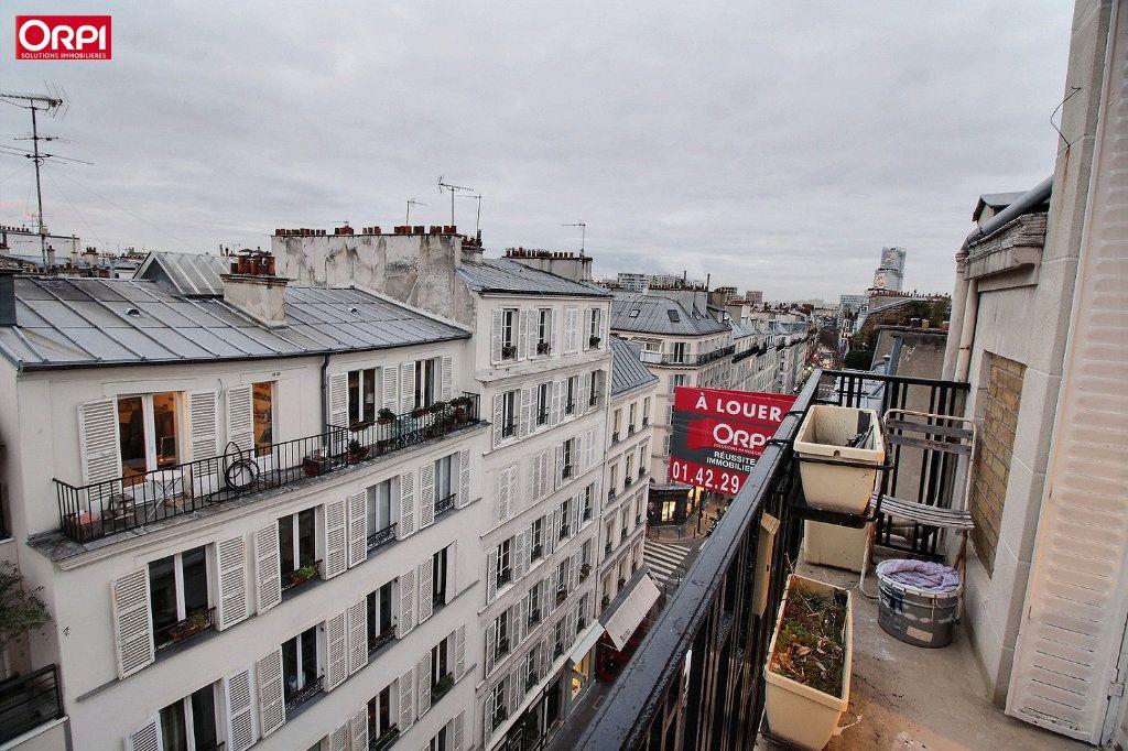 Appartement à louer 4 100m2 à Paris 17 vignette-5