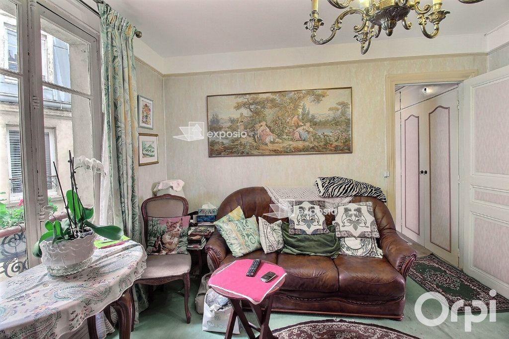 Appartement à vendre 2 35m2 à Paris 17 vignette-6