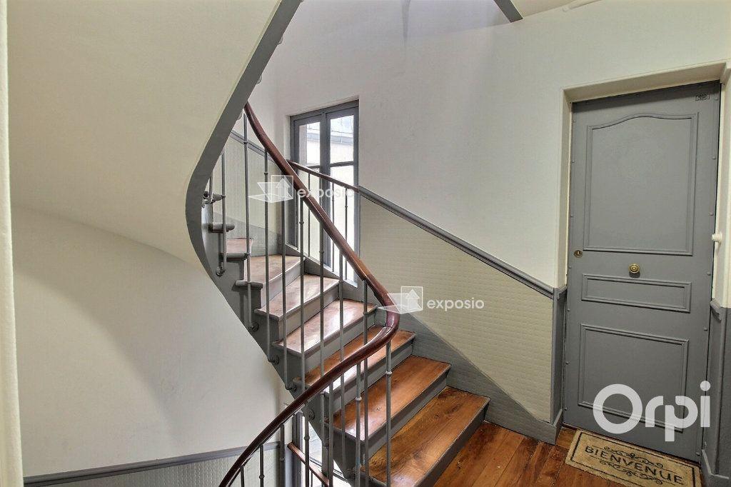 Appartement à vendre 2 35m2 à Paris 17 vignette-7