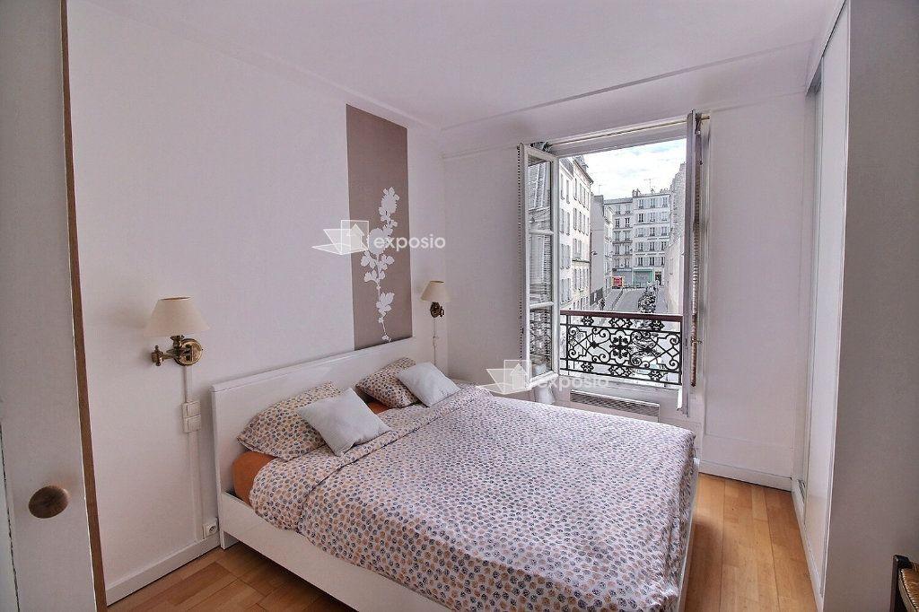 Appartement à louer 2 37m2 à Paris 17 vignette-3