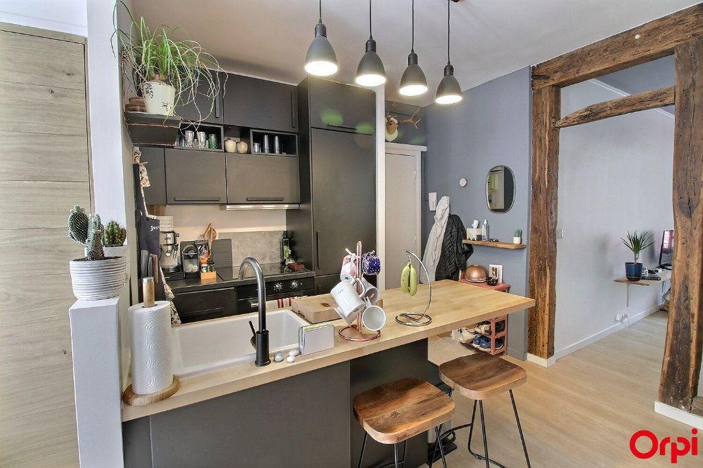 Appartement à vendre 3 47m2 à Paris 18 vignette-2