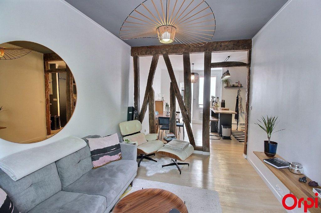 Appartement à vendre 3 47m2 à Paris 18 vignette-3