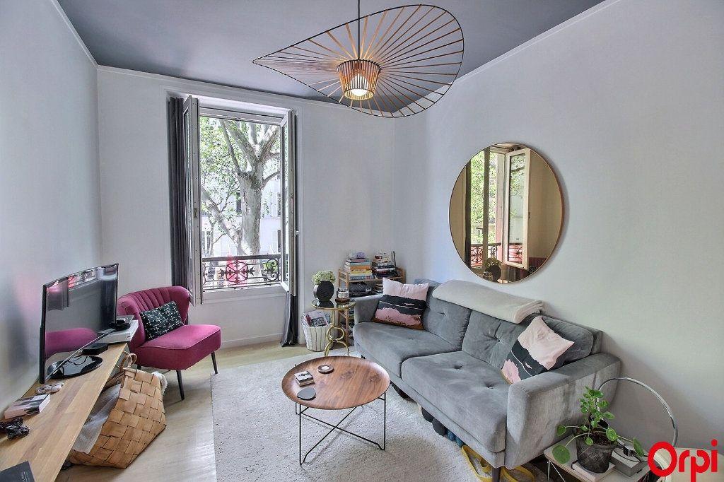 Appartement à vendre 3 47m2 à Paris 18 vignette-4