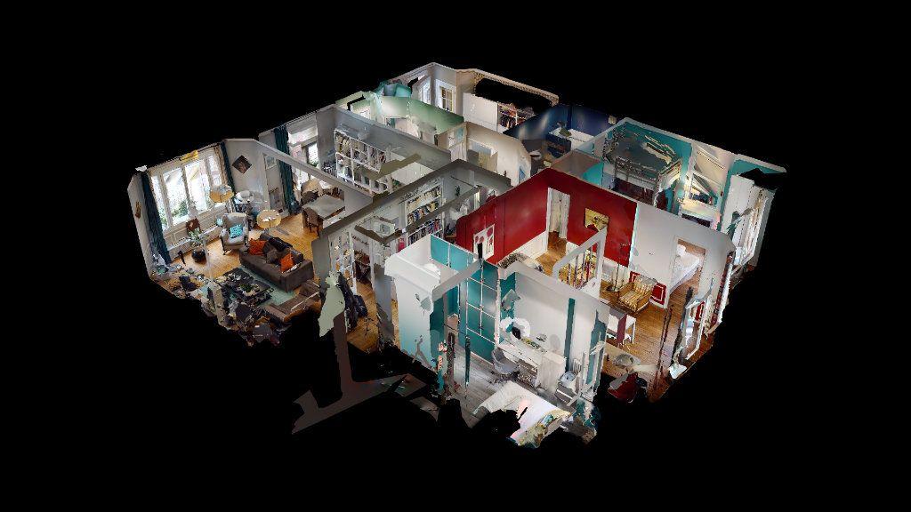 Appartement à vendre 5 135m2 à Paris 17 vignette-12