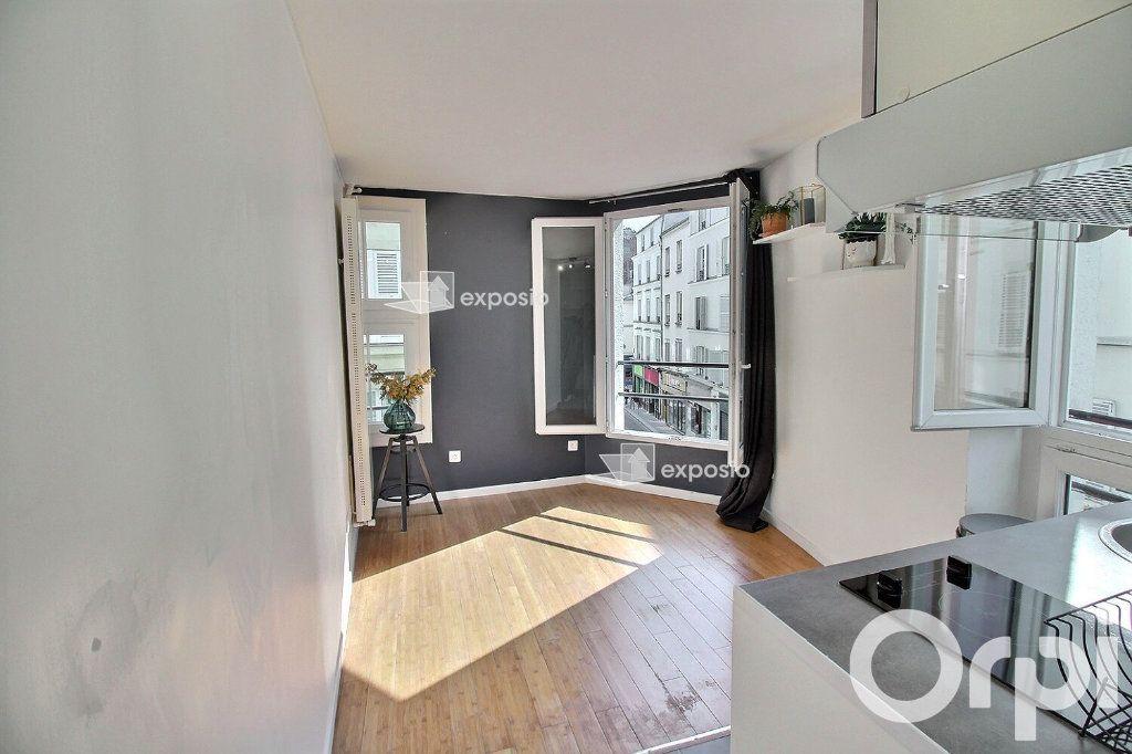 Appartement à vendre 1 13m2 à Paris 17 vignette-2