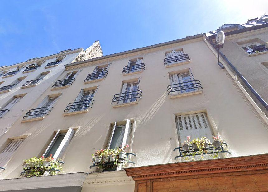 Appartement à vendre 1 10m2 à Paris 17 vignette-1