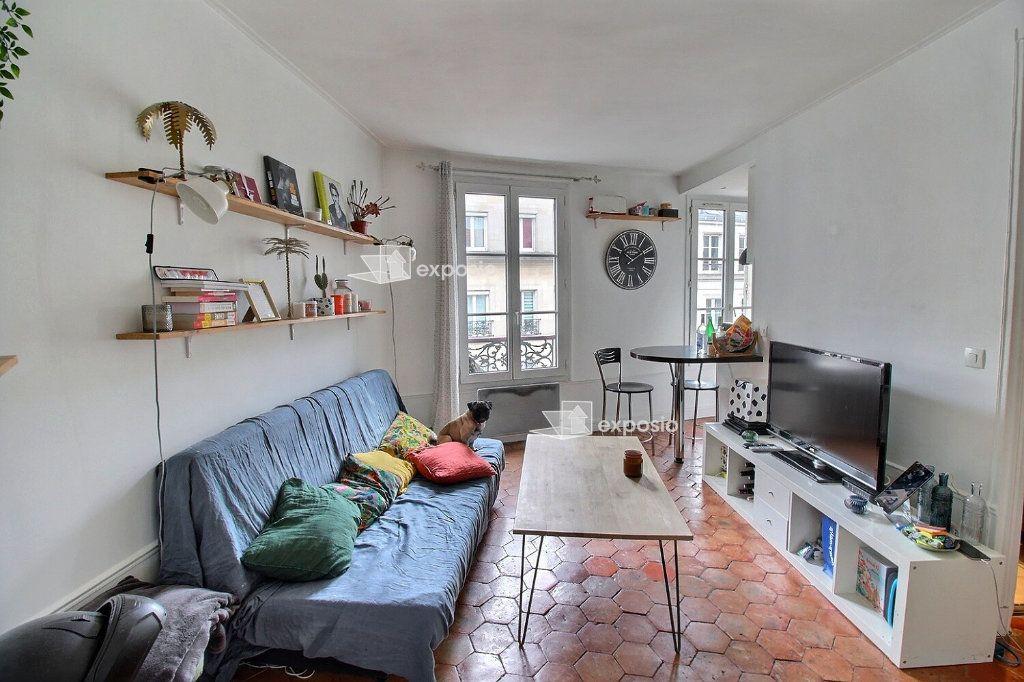 Appartement à vendre 2 39.29m2 à Paris 9 vignette-1