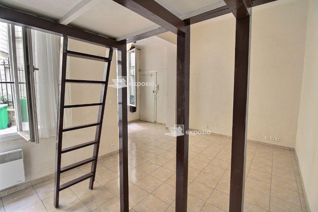 Appartement à louer 1 25m2 à Paris 15 vignette-4