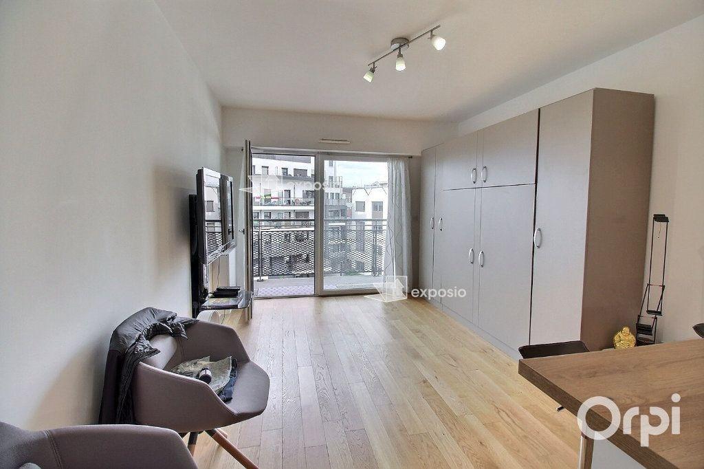 Appartement à vendre 1 30.87m2 à Issy-les-Moulineaux vignette-3