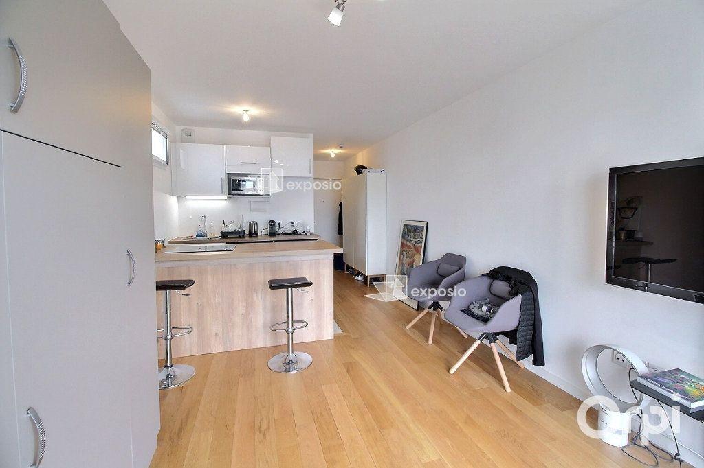 Appartement à vendre 1 30.87m2 à Issy-les-Moulineaux vignette-4