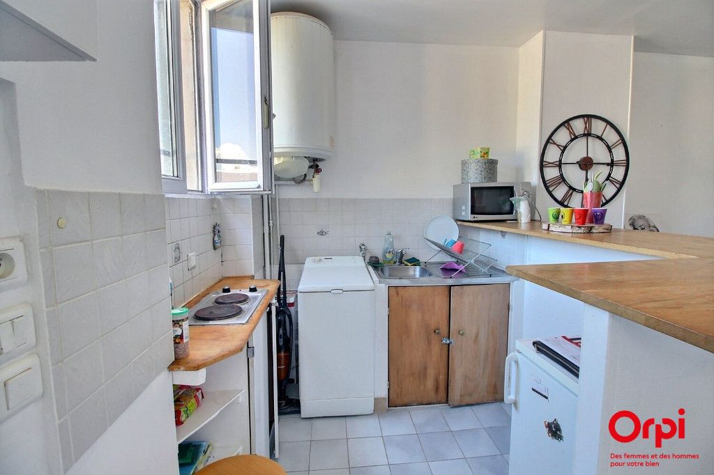 Appartement à vendre 1 20.71m2 à Versailles vignette-3