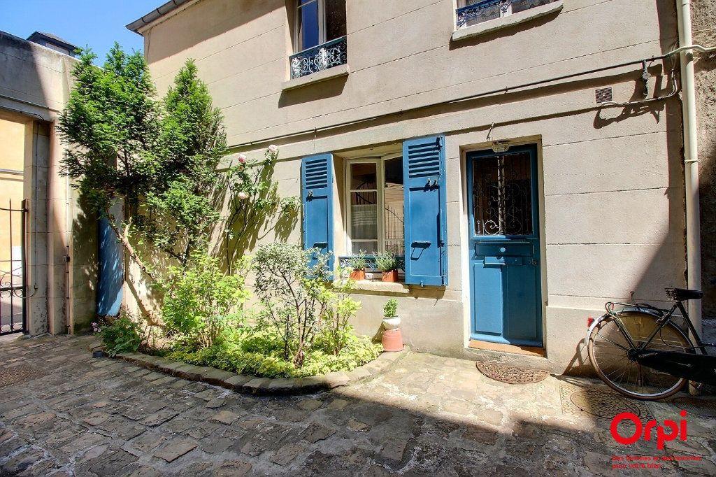 Appartement à vendre 1 20.71m2 à Versailles vignette-6