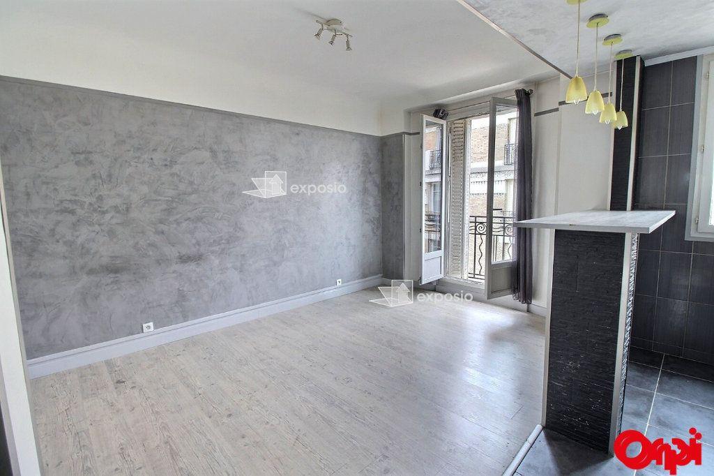Appartement à louer 2 35m2 à Clichy vignette-7