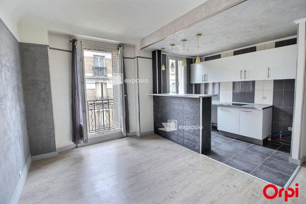Appartement à louer 2 35m2 à Clichy vignette-8