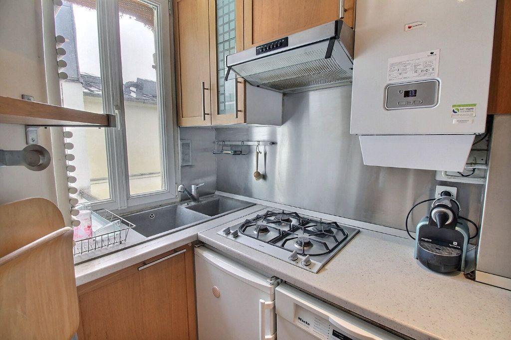 Appartement à louer 3 45.82m2 à Paris 17 vignette-4