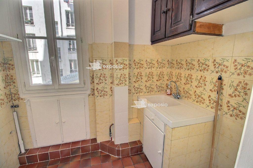 Appartement à louer 2 38m2 à Paris 17 vignette-4