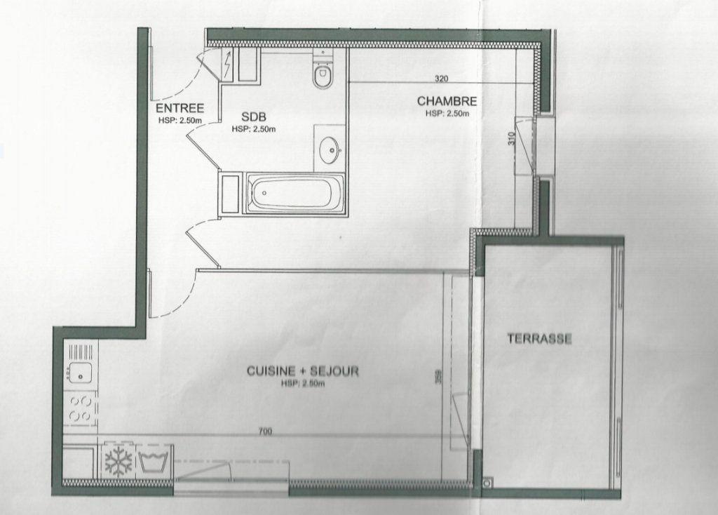 Appartement à louer 2 46.64m2 à Nice vignette-6