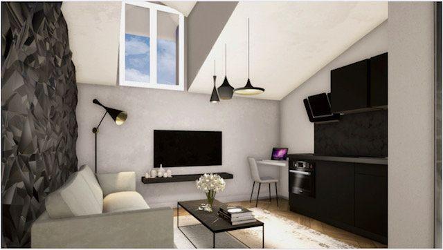 Appartement à vendre 1 17m2 à Nice vignette-1