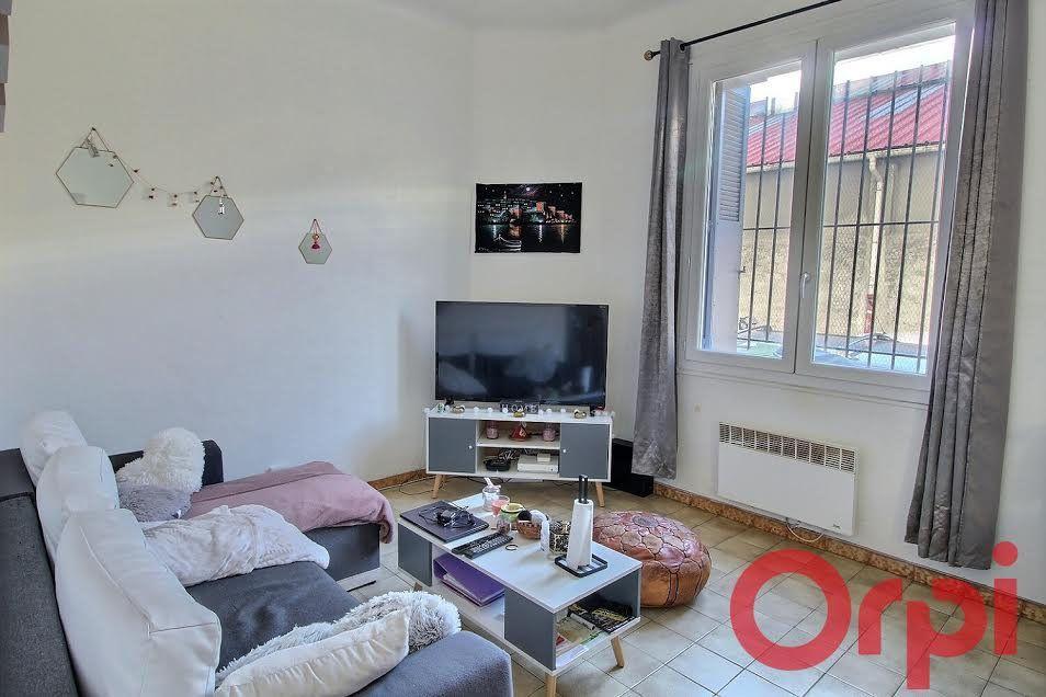 Appartement à vendre 2 35m2 à Marseille 10 vignette-1