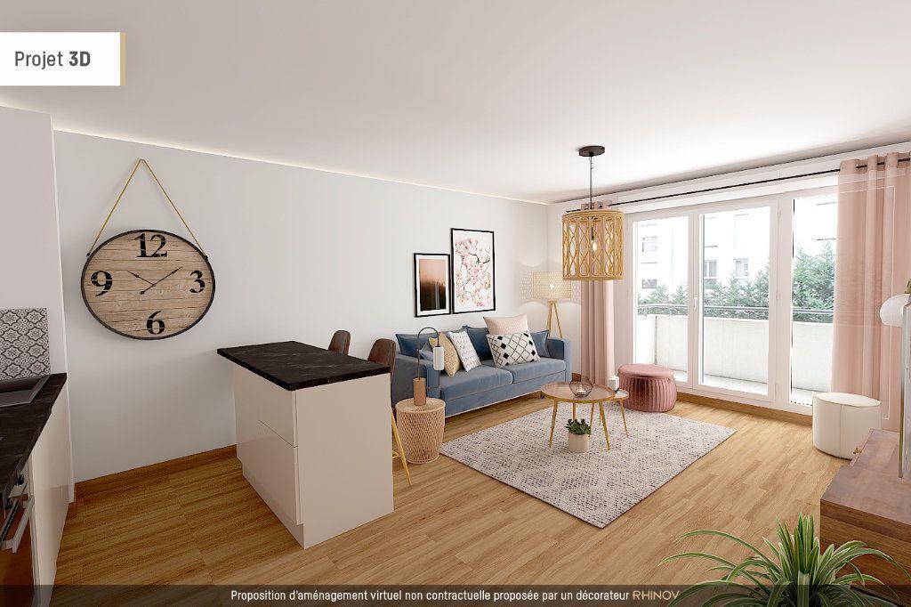 Appartement à vendre 3 56m2 à Marseille 12 vignette-1