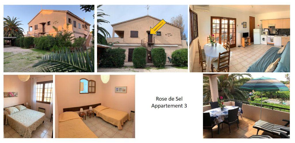 Appartement à louer 3 49.63m2 à Hyères vignette-1